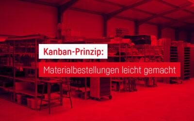 Effizientere Bestellprozesse mittels Kanban-Prinzip